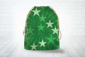 Corn hole bag tote skeebal design