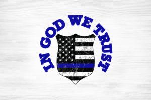 In God We Trust Badge