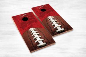 corn hole football bucs