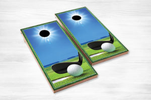 corn hole golf