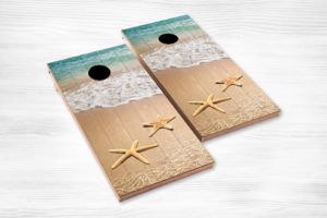 corn hole starfish
